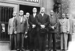 Amt Blank, Loosch, Wirmer, Blank, Holtz, Heusinger