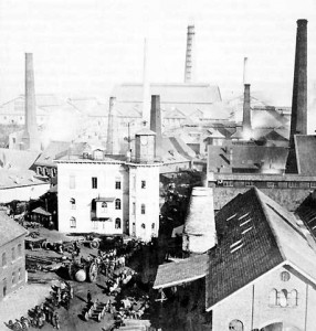 Krupp-Werke_in_Essen_1864