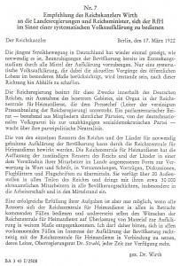 Rk_Wirth_zur_RfH_1922_aus_Wippermann_1976__S._447