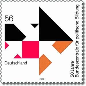 Stamp_Germany_2002_MiNr2287_Bundeszentrale_fuer_politische_Bildung