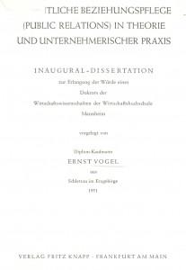 Vogel_Diss_Titel_von_1951