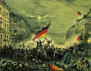 Barikade_Maerz1848_berlin_gemeinfrei