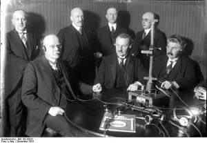 Radioansprache von Kanzler Wilhelm Marx