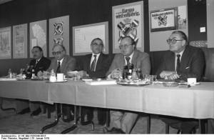 Bonn, Pressekonferenz zur Europawahl