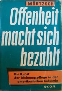 Buch Offenheit