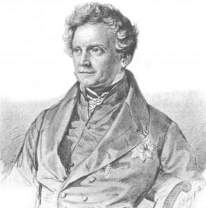 Karl-Varnhagen-von-Ense-1839-Zeichnung-von-Samuel-Friedrich-Diez