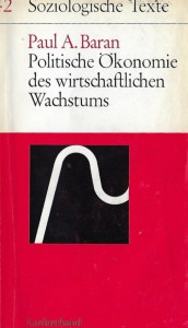Titel Baran Soziolog. Texte