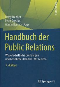 Titel Handbuch PR 2015 3. Aufl.
