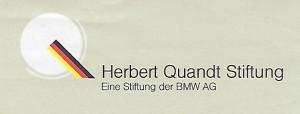 Logo Quandt-Stiftung