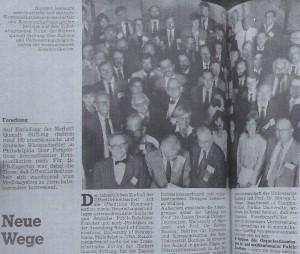 PR-Magazin Quandt-Stiftung 1989 H 5 S. 28f. Barbara Baerns